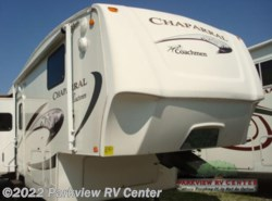 Used 2008  Coachmen Chaparral 322RLTS