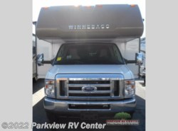 New 2017  Winnebago Minnie Winnie 31D by Winnebago from Parkview RV Center in Smyrna, DE