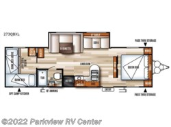 New 2018  Forest River Salem Cruise Lite 273QBXL by Forest River from Parkview RV Center in Smyrna, DE
