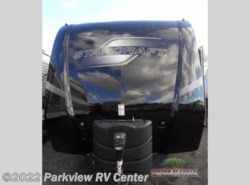 Used 2016  Starcraft Travel Star Galaxy 285FB by Starcraft from Parkview RV Center in Smyrna, DE