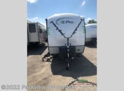 New 2019  Forest River Flagstaff E-Pro 14FK by Forest River from Parkview RV Center in Smyrna, DE
