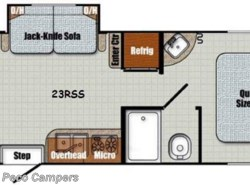 New 2017  Gulf Stream  Vintage Friendship 23RSS by Gulf Stream from Campers Inn RV in Tucker, GA