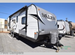 Used 2014  Forest River Salem 27DBUD by Forest River from Campers Inn RV in Tucker, GA
