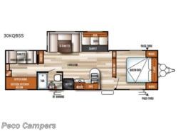 New 2017  Forest River Salem 30KQBSS by Forest River from Campers Inn RV in Tucker, GA