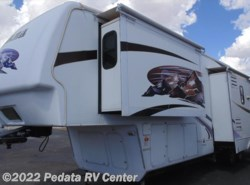 Used 2009  Keystone Montana 3665RE w/4slds by Keystone from Pedata RV Center in Tucson, AZ