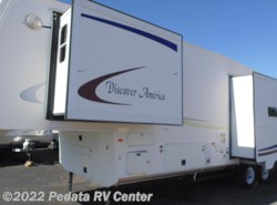 Used 2003  Nu-Wa Discover America 33.5 BWTG w/3slds by Nu-Wa from Pedata RV Center in Tucson, AZ