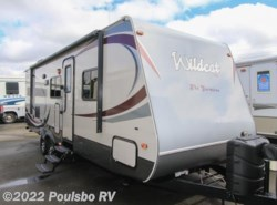 Used 2012  Forest River Wildcat SLATE 26FB by Forest River from Poulsbo RV in Auburn, WA