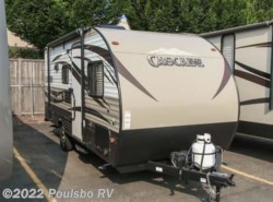 Used 2016  Forest River  CASCADE 16BHS by Forest River from Poulsbo RV in Auburn, WA