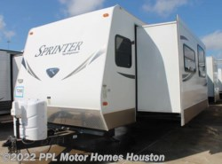 Used 2012  Keystone Sprinter 327FLS by Keystone from PPL Motor Homes in Houston, TX