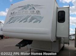 Used 2004  Keystone Montana 3380RL by Keystone from PPL Motor Homes in Houston, TX