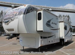 Used 2010  Keystone Alpine 3640RL by Keystone from PPL Motor Homes in Houston, TX
