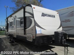 Used 2015  Forest River  Avenger 26BH by Forest River from PPL Motor Homes in Houston, TX
