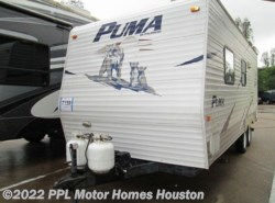 Used 2007  Palomino Puma 20QB by Palomino from PPL Motor Homes in Houston, TX
