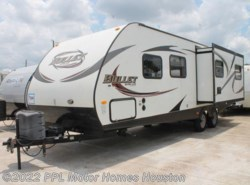 Used 2013  Keystone Bullet Ultra Light 284RLS by Keystone from PPL Motor Homes in Houston, TX