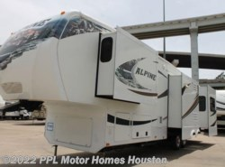 Used 2011 Keystone Alpine 3500RE available in Houston, Texas
