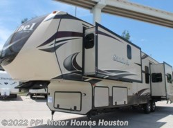Used 2016  Forest River  Sanibel 3701 by Forest River from PPL Motor Homes in Houston, TX