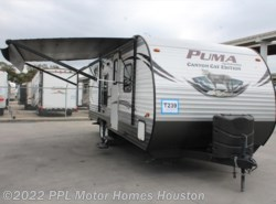 Used 2015  Forest River  Canyon Cat 22RBC by Forest River from PPL Motor Homes in Houston, TX