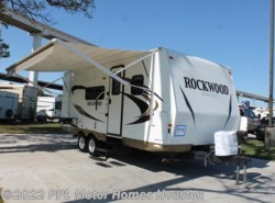 Used 2013  Forest River Rockwood Ultra Light 2304S by Forest River from PPL Motor Homes in Houston, TX