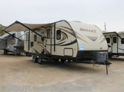 Used 2015 Keystone Bullet 251RBS available in Houston, Texas