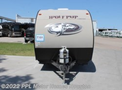 Used 2016  Forest River Cherokee Wolf Pup 16BHS by Forest River from PPL Motor Homes in Houston, TX