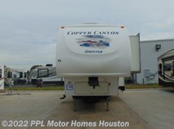 Used 2007 Keystone Copper Canyon 350BHS available in Houston, Texas