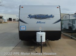 Used 2018  Keystone Springdale Summerland Mini SM1700