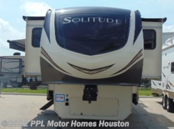 Used 2018 Grand Design Solitude 379FLS available in Houston, Texas