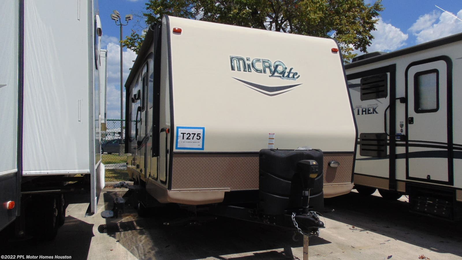 Used Rv Houston >> 2017 Forest River Rv Flagstaff Micro Lite 21ds For Sale In Houston Tx 77074 T275