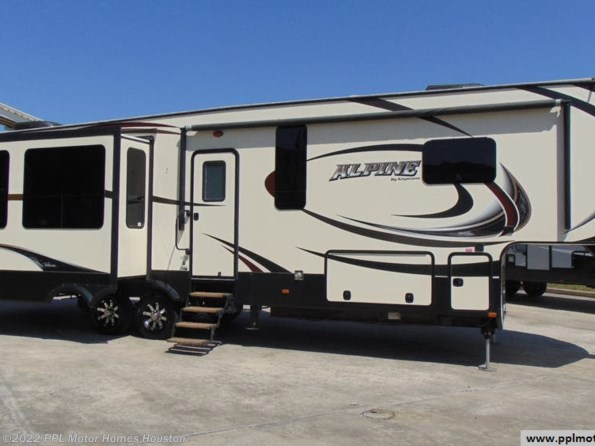 2015 Keystone Alpine 3511RE available in Houston, TX