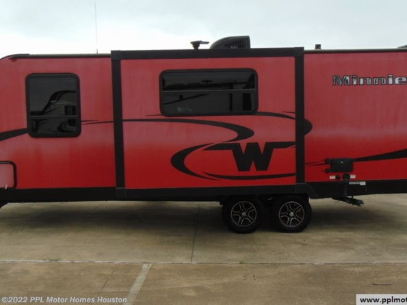 2017 Winnebago Minnie 2455BHS available in Houston, TX