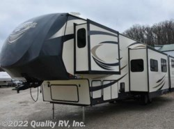 New 2017  Forest River  356QB SALEM HEMISPHERE by Forest River from Quality RV, Inc. in Linn Creek, MO