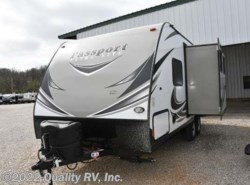 New 2017  Keystone  199ML PASSPORT ULTRA LITE by Keystone from Quality RV, Inc. in Linn Creek, MO