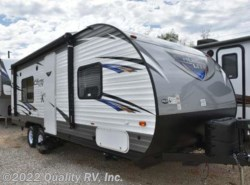 New 2018  Forest River  241QBXL SALEM CRUISE LITE by Forest River from Quality RV, Inc. in Linn Creek, MO