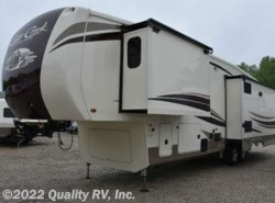 New 2018  Forest River Cedar Creek HATHAWAY 36CK2 by Forest River from Quality RV, Inc. in Linn Creek, MO