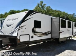 New 2018  Keystone  3350BH PASSPORT ULTRA LITE GRAND TOURING by Keystone from Quality RV, Inc. in Linn Creek, MO