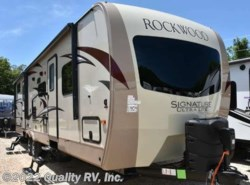 New 2018  Forest River  8312SS ROCKWOOD SIGNATURE ULTRA LITE by Forest River from Quality RV, Inc. in Linn Creek, MO
