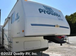 Used 2003  Fleetwood Prowler LYNX 8275S by Fleetwood from Quality RV, Inc. in Linn Creek, MO
