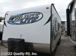 Used 2013  Forest River Salem Cruise Lite 241QBXL by Forest River from Quality RV, Inc. in Linn Creek, MO