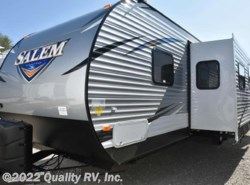 New 2018  Forest River Salem 31KQBTS by Forest River from Quality RV, Inc. in Linn Creek, MO
