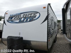 Used 2013  Forest River Salem Cruise Lite 241QBXL