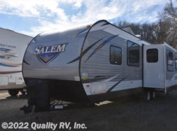 New 2018  Forest River Salem 28RLSS by Forest River from Quality RV, Inc. in Linn Creek, MO