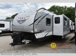 New 2018  Forest River Salem 27DBK by Forest River from Quality RV, Inc. in Linn Creek, MO