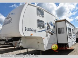 Used 2007 Forest River Wildcat 32QBBS available in Linn Creek, Missouri