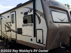 New 2017  Forest River Rockwood 2608WS by Forest River from Ray Wakley's RV Center in North East, PA