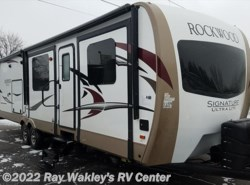 New 2017  Forest River Rockwood Signature Ultra Lite 8324BS by Forest River from Ray Wakley's RV Center in North East, PA