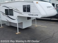 Used 2012  Travel Lite Truck Campers 800X by Travel Lite from Ray Wakley's RV Center in North East, PA