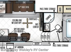 New 2018  Forest River Rockwood Ultra Lite 2880WS by Forest River from Ray Wakley's RV Center in North East, PA