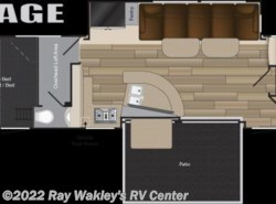 New 2018  Heartland RV Cyclone 4270 by Heartland RV from Ray Wakley's RV Center in North East, PA