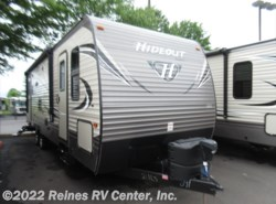 New 2017  Keystone Hideout 26RLS by Keystone from Reines RV Center, Inc. in Manassas, VA