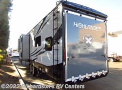 New 2018  Highland Ridge Highlander HF350H by Highland Ridge from Richardson's RV Centers in Riverside, CA